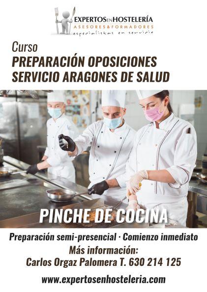 Oposicones para el Servicio Aragonés de Salud